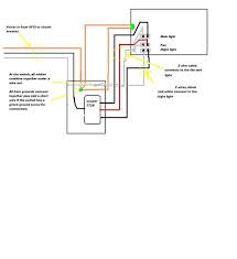 bathroom fan light combo wiring diagram bathroom wiring diagrams