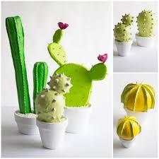 David Stark Design by True Blue Me U0026 You Diys For Creatives U2022 Diy Paper Mache Cactus