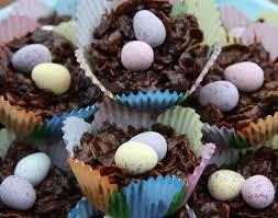 easy easter treats u2013 chocolate cornflake crispies kids will love