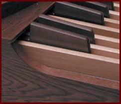 Organ Bench Ahlborn Galanti Organs Features 2400