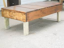 furniture affordable diy rectangular rustic coffee table ideas