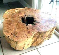tree stump table base stump table how to tree stump table stump stump table glass top
