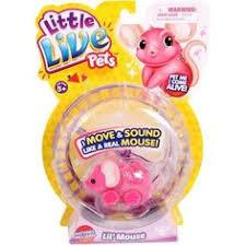 moose toys live pets season 1 glitzi mouse house exclusive