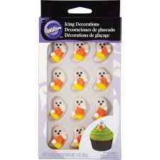 Halloween Cake Supplies Halloween Ghost Candy Decorations Wilton