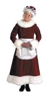 santa claus costume mrs santa claus costume mrs claus santa