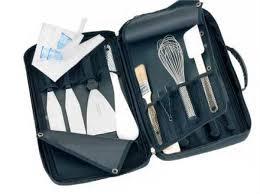 malette de cuisine pour apprenti malette patisserie 22 accessoires et ustensiles bargoin