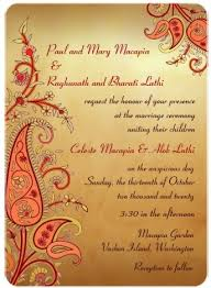 wedding invitations indian hindu indian wedding invitations eastern fusion designs