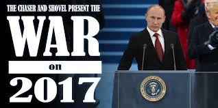 the chaser and shovel annual s war on 2017