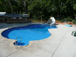 three different swimming pool shapes you can apply in your house