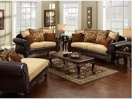 Brown Fabric Sofa Set Sofas Center Soleado Sectional Gamma Leather Andbric Sofa Set