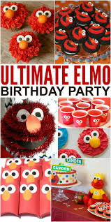 elmo birthday party how to throw the ultimate elmo birthday party frugal eh