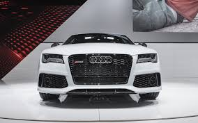 audi rs7 front rs7 grille on s7