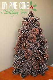 projects ideas pine cone christmas trees imposing design wonderful