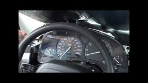 00 02 saturn s series instrument cluster removal youtube