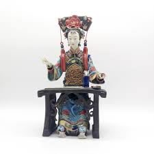 ceramics home decoratives vintage glazed porcelain figurine collectibles chinese ceramic