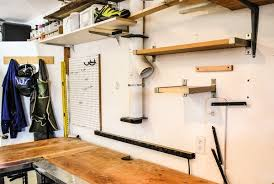 How To Build A Workbench by David U0027s Shop Upgrade On A Budget How To Build Affordable Shop