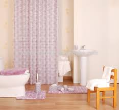 Matching Bathroom Accessories Sets Shower Curtain Creative Coordinate Bath Set Shower Curtain With