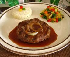 cuisiner steak hach boeuf haché en sauce rapide recettes du québec