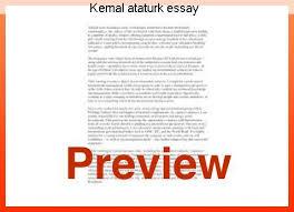 Ottoman Empire Essay Kemal Ataturk Essay College Paper Academic Writing Service