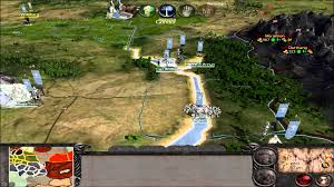 Lord Of The Rings World Map by Lord Of The Rings Total War 3 0 Mordor Campaign Part 1 Youtube