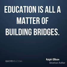 ralph ellison education quotes quotehd