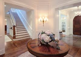 staircase wall decorating ideas home interior image of hunter