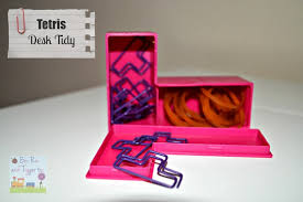 Desk Tidy Set Review Tetris Desk Tidy Set Boo Roo And Tigger Too