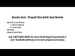prepaid debit cards with direct deposit excella card prepaid visa debit card review