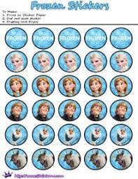93 disney frozen printables images disney