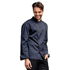 bragard veste cuisine veste de cuisine district bleue denim
