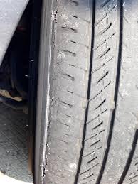 lexus alignment warranty bridgestone turanza el400 uneven inner wear due to factory