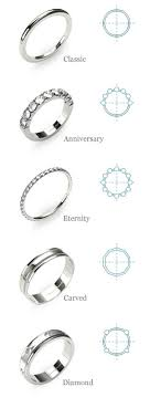 different types of wedding rings wedding ring types wedding corners