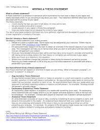 argumentative essay examples college