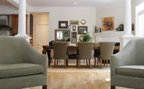 Dining Room Wall Mirrors Square Stained Pine Wood Coffee Table Living Room Dining Room