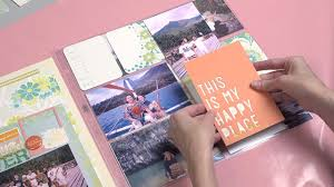 Scrapbooking Albums Travel Album Paperclipping
