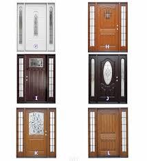 Fiberglass Exterior Doors With Sidelights Inspiring Fiberglass Front Entry Doors Redlands Image Of With