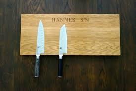 kitchen craft knives diy magnetic knife holder small size of wooden block knife holder