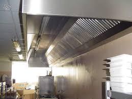 hotte industrielle cuisine hotte aspirante professionnelle guide d achat hotte aspirante