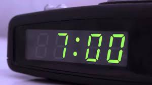 membuat jam digital led besar digital alarm clock sound effects efek suara alarm jam digital