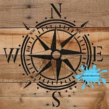 wood compass wall compass decorative wall m78 on home design planning with