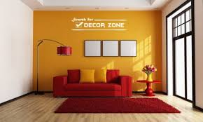 what color goes with orange walls 6 popular paint colors for a single wall in the room what color