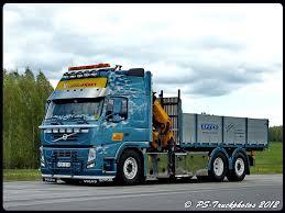volvo trucks sweden volvo fm globetrotter jawatrans sweden 2 ps truckphotos