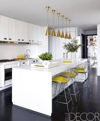 Manhattan Kitchen Design White And Yellow Kitchen Design Contemporary Kitchen