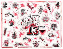the 25 best friday the 13th tattoo ideas on pinterest