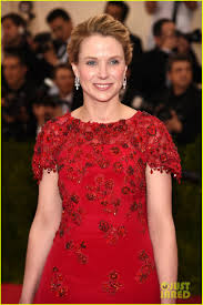 katie couric u0026 marissa mayer go yahoo at met gala 2015 photo