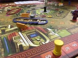 Barnes And Nobles Board Games Spice It Up With Colosseum By Tasty Minstrel Games U2013 Board Game Gumbo