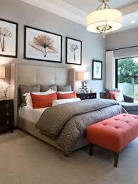 Bedroom Brown And Orange Bedroom Ideas Brilliant On Bedroom In - Orange interior design ideas
