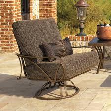 Wicker Rocker Patio Furniture - how to repair swivel patio chair