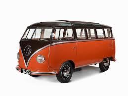 volkswagen van hippie 1955 volkswagen van sold for 233k not hippie autoevolution