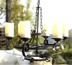 Wrought Iron Outdoor Chandelier Outdoor Wrought Iron Lighting Lanterns Outdoor Iron Wrought